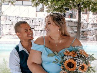 O casamento de Beatriz  e Carlos