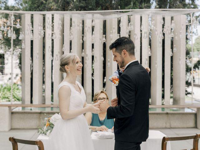 O casamento de Vítor e Danielle em Paços de Ferreira, Paços de Ferreira 54