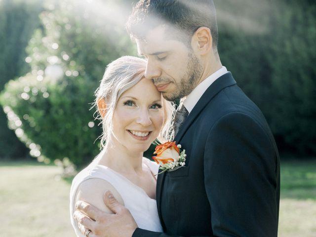 O casamento de Danielle e Vítor