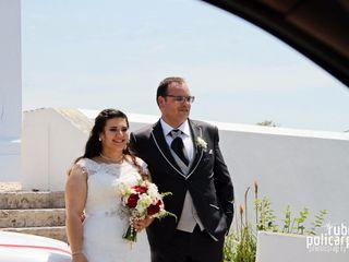 O casamento de Alexandra e Valter