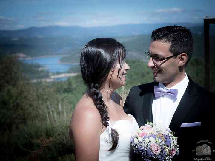 O casamento de Rute e Tiago