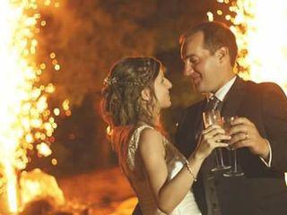 O casamento de Dânia e Tiago 1