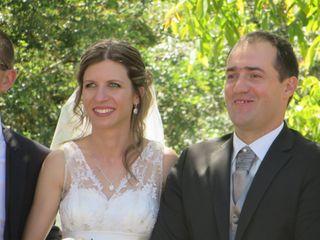 O casamento de Dânia e Tiago