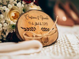 O casamento de Cristiana e Ricardo 1