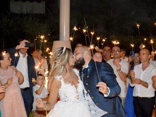 O casamento de Cláudia e Tiago 2