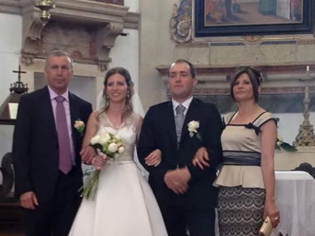 O casamento de Tiago e Dânia em Ourém, Ourém 8