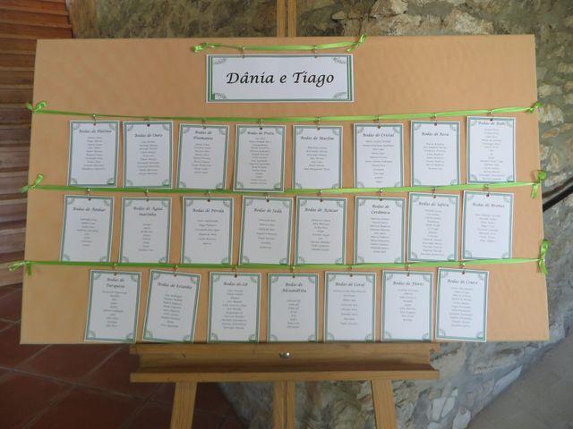 O casamento de Tiago e Dânia em Ourém, Ourém 15