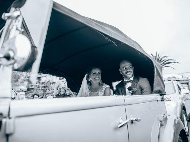 O casamento de Ricardo e Cristiana em Caniço, Madeira 3