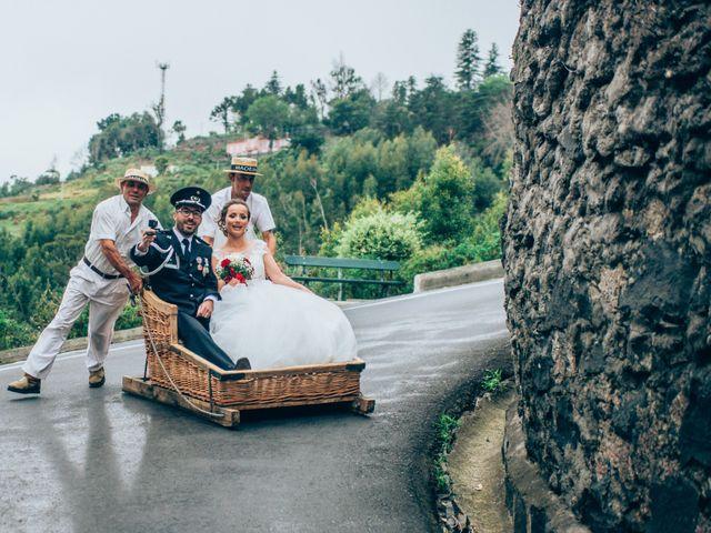 O casamento de Ricardo e Cristiana em Caniço, Madeira 5