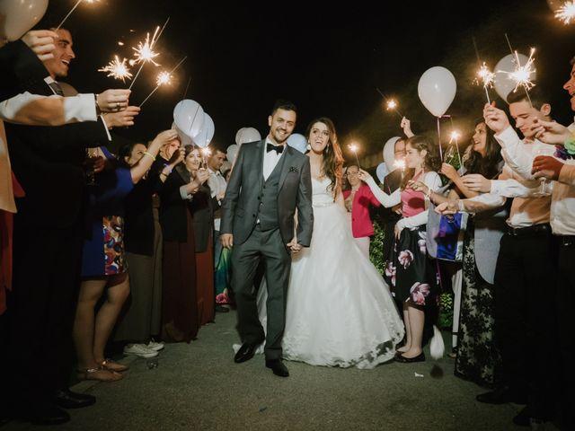 O casamento de Diana e Ruben