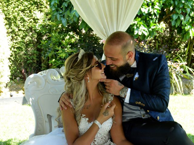 O casamento de Tiago e Cláudia em Aveleda, Lousada 22