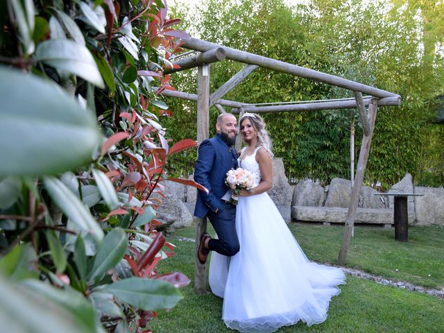 O casamento de Tiago e Cláudia em Aveleda, Lousada 30