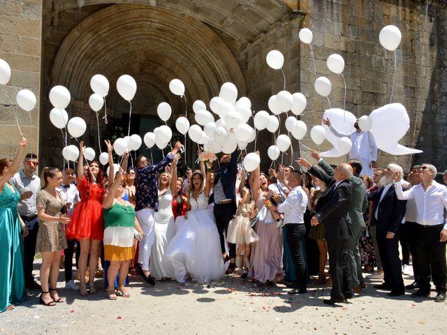 O casamento de Tiago e Cláudia em Aveleda, Lousada 31