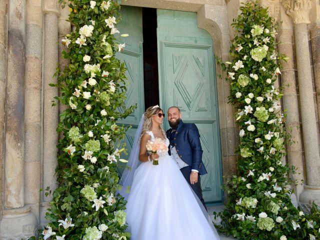 O casamento de Tiago e Cláudia em Aveleda, Lousada 32