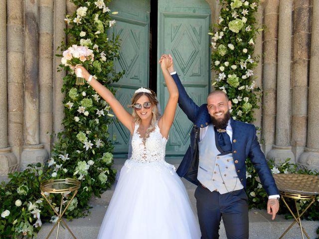 O casamento de Tiago e Cláudia em Aveleda, Lousada 33