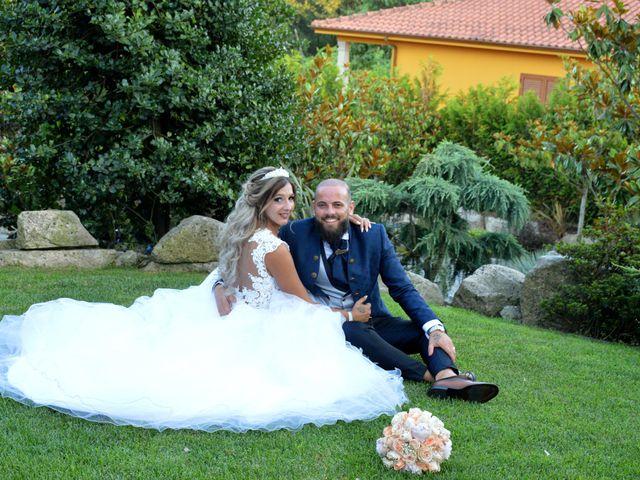 O casamento de Tiago e Cláudia em Aveleda, Lousada 43