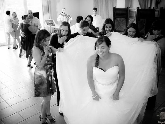 O casamento de Tiago e Rute em Proença-a-Nova, Proença-a-Nova 23