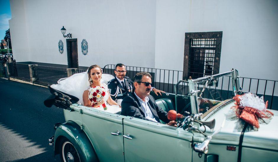 O casamento de Ricardo e Cristiana em Caniço, Madeira