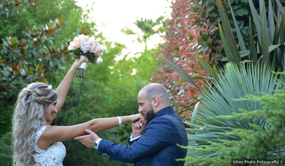 O casamento de Tiago e Cláudia em Aveleda, Lousada