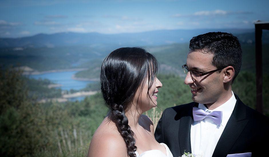 O casamento de Tiago e Rute em Proença-a-Nova, Proença-a-Nova