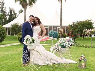 O casamento de Laura e Ivo