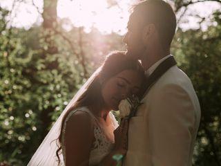 O casamento de Bruna e Marco