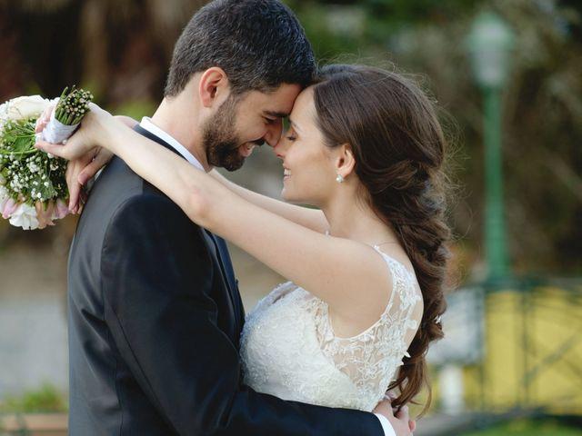 O casamento de Carla e David