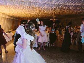 O casamento de Anita e João 2