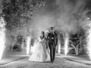 O casamento de Anita e João