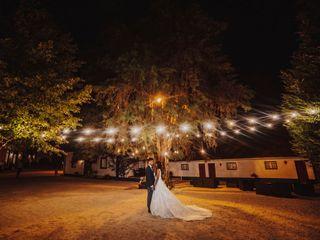 O casamento de Soraia e Mauro