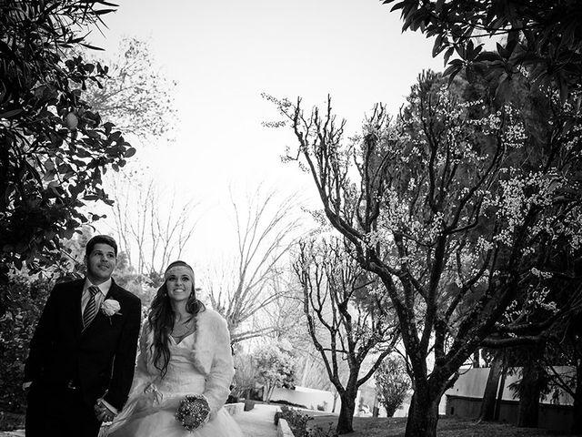 O casamento de Rita e Frederico