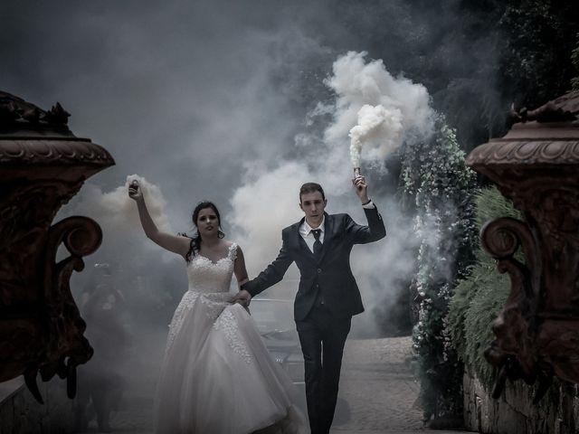 O casamento de Cátia e Vasco