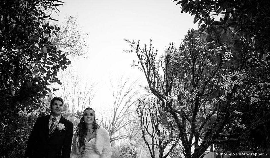 O casamento de Frederico e Rita em Ventosa, Alenquer
