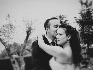 O casamento de Daniela e Livio