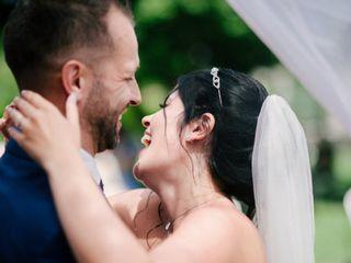 O casamento de Catarina e Pedro 1