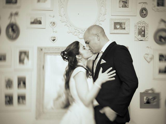 O casamento de Marisa e Pedro