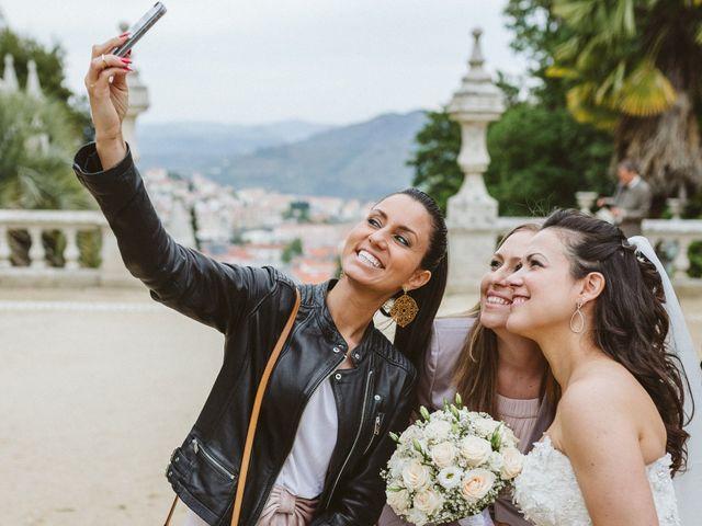 O casamento de Livio e Daniela em Lamego, Lamego 20