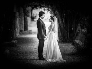 O casamento de Élia e Rui