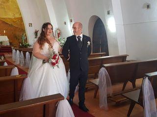 O casamento de Vera e Fábio