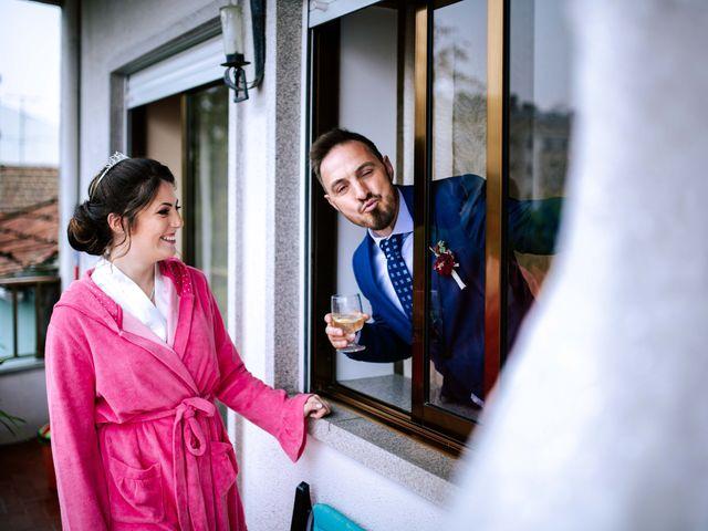O casamento de André e Elisa em Viseu, Viseu (Concelho) 17