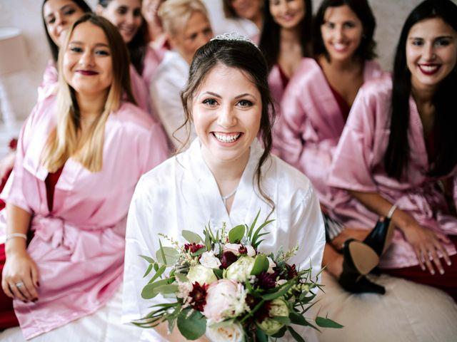 O casamento de André e Elisa em Viseu, Viseu (Concelho) 2