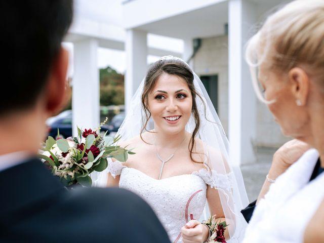 O casamento de André e Elisa em Viseu, Viseu (Concelho) 30