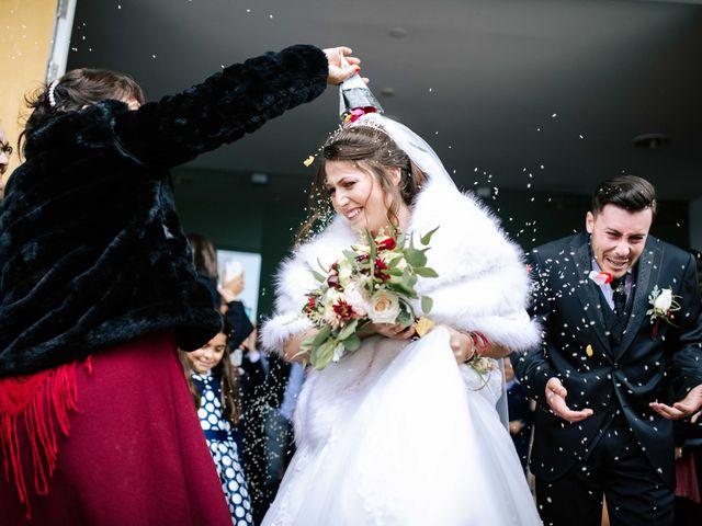 O casamento de André e Elisa em Viseu, Viseu (Concelho) 36