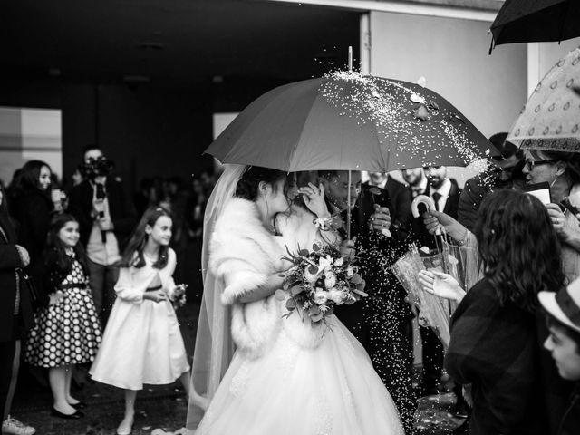O casamento de André e Elisa em Viseu, Viseu (Concelho) 38