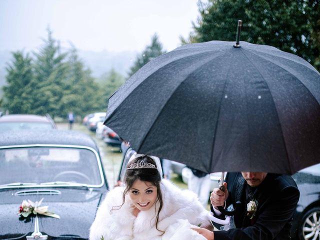 O casamento de André e Elisa em Viseu, Viseu (Concelho) 43