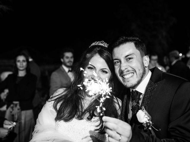 O casamento de Elisa e André