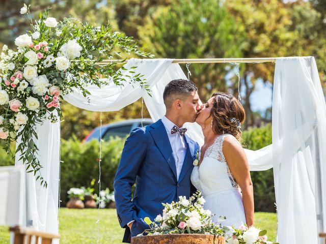 O casamento de Analina e Michael