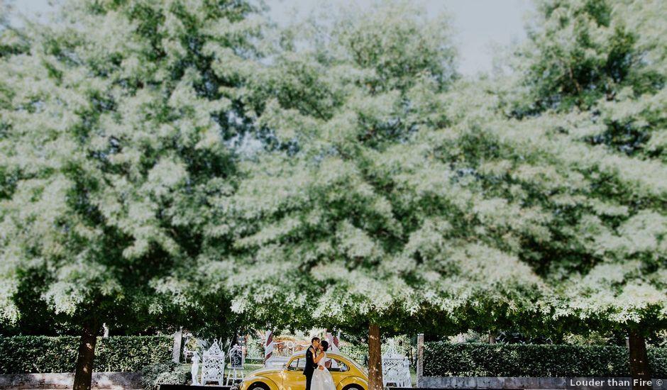 O casamento de Isaac e Bruna em Vila Nova de Famalicão, Vila Nova de Famalicão