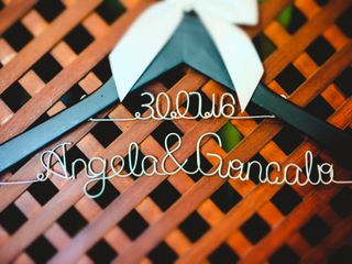 O casamento de Angela e Gonçalo 1