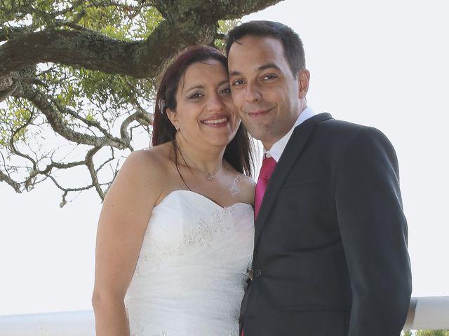 O casamento de Cátia e Nuno